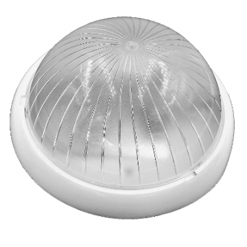 Світильник настінно-стельовий НБО- max 40Вт – 003 п / п