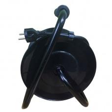 Подовжувач на котушці ВАЙПЕР 40м 4 розетки 2x2,5 мм