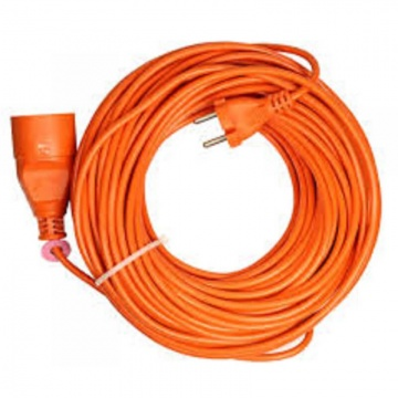 Подовжувач Вайпер помаранчевий 20 м 2 х 1.00 мм²