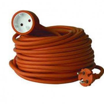 Подовжувач Вайпер помаранчевий 50 м 2 х 1,00 мм²